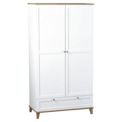 Home & Haus Penzance 2 Door Wardrobe
