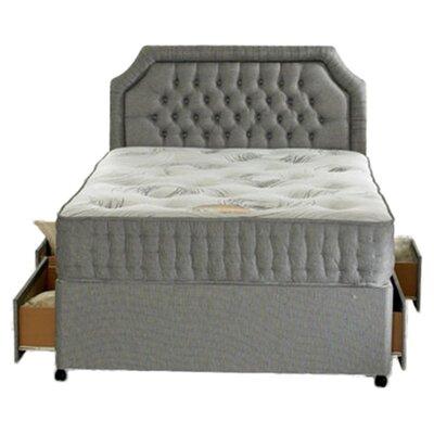 Home & Haus Towyn Pocket Reflex Foam Divan Bed