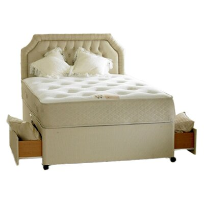 Home & Haus Gwellyn Royale Pocket Sprung Divan Bed