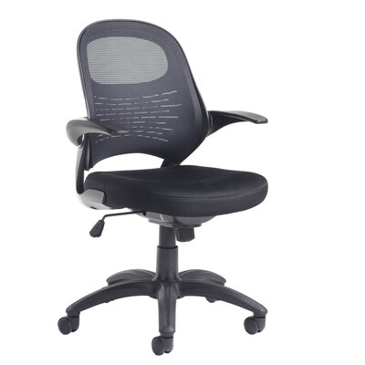 Home & Haus Orion Low-Back Mesh Desk Chair