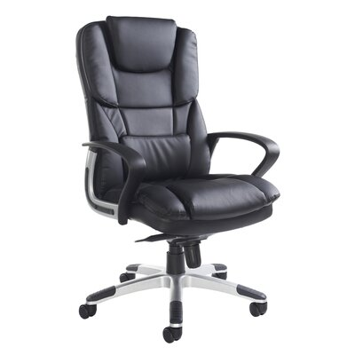 Home & Haus Palmero High-Back Leather Executive Chair