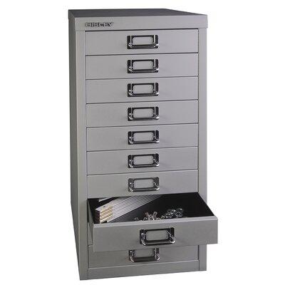 Home & Haus Bisley 59cm H x 28cm W x 38cm D Storage Cabinet