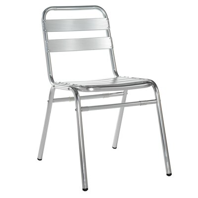 Home & Haus Ultra Armless Stacking Chair