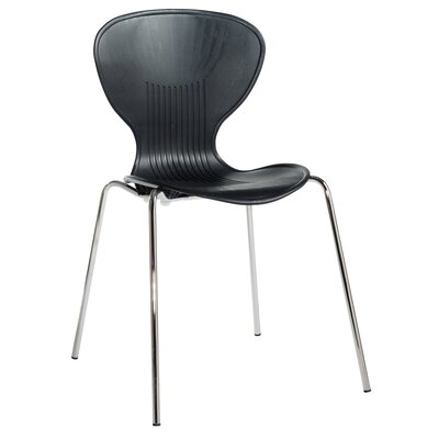 Home & Haus Sienna Armless Stacking Chair