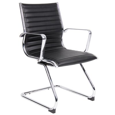 Home & Haus Bari Mid-Back Visitor Chair