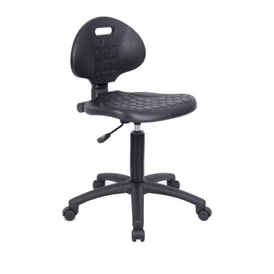 Home & Haus Draughtsman Low-Back Desk Chair