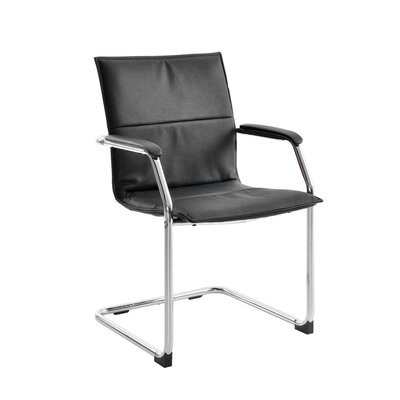 Home & Haus Essen Cantilever Mid-Back Visitor Chair