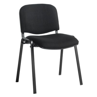Home & Haus Ellemeet Armless Stacking Chair with Cushion