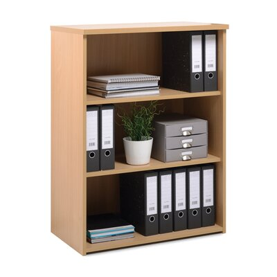 Home & Haus Limburg Wide 109cm Standard Bookcase