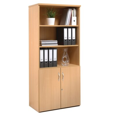 Home & Haus Limburg Tall Wide 179cm Standard Bookcase