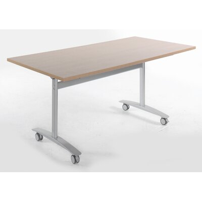 Home & Haus Straight Flip Top Table