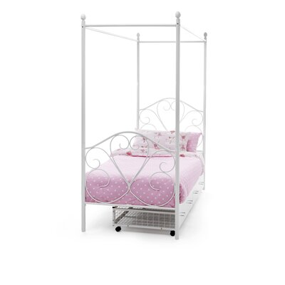 Home & Haus Abbotts European Single Four Poster Bed
