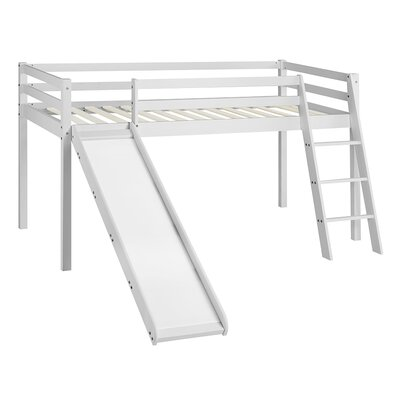 Home & Haus Bilbarin Single Mid Sleeper Bed