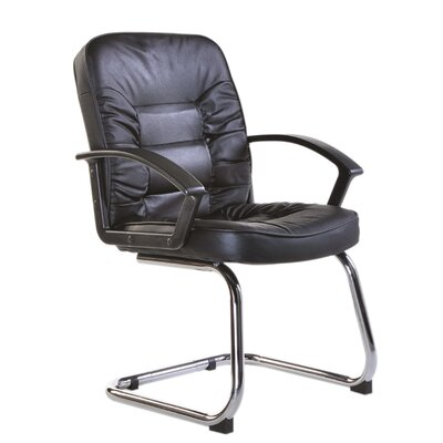 Home & Haus Hertford Mid-Back Visitor Chair