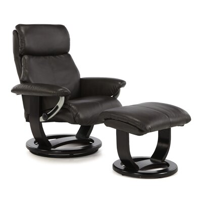 Home & Haus Gozo Recliner and Footstool