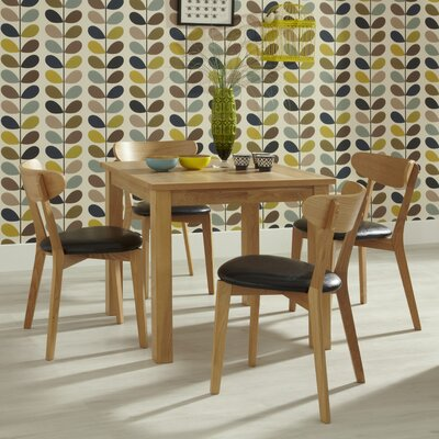 Home & Haus Galga Dining Table and 4 Chairs