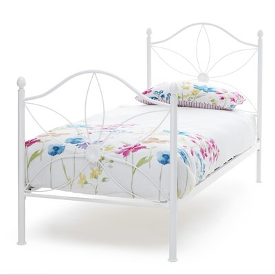 Home & Haus Highfields Single Wrought Iron Bed