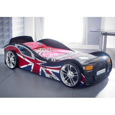 Home & Haus Sasha Sport Racing Single Car Bed