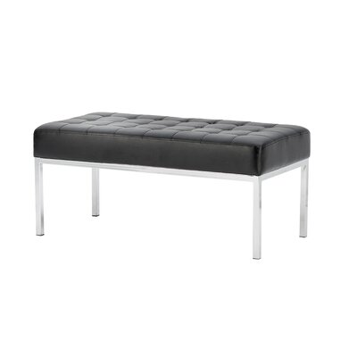 Home & Haus Melos Upholstered Entryway Bench