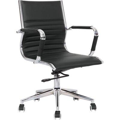 Home & Haus Kefalonia Mid-Back Desk Chair