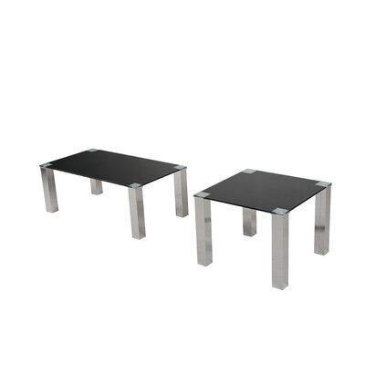 Home & Haus Carey Coffee Table Set