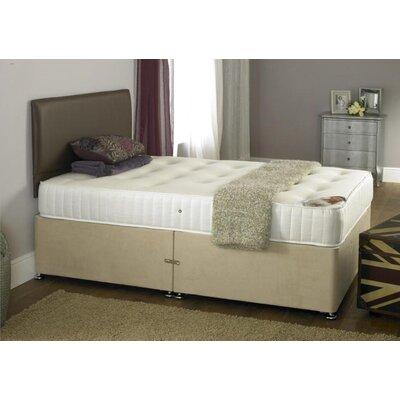 Home & Haus Memory Foam Divan Bed