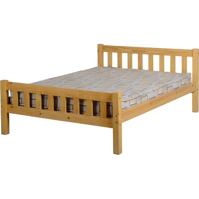 Home & Haus Harwood Bed Frame