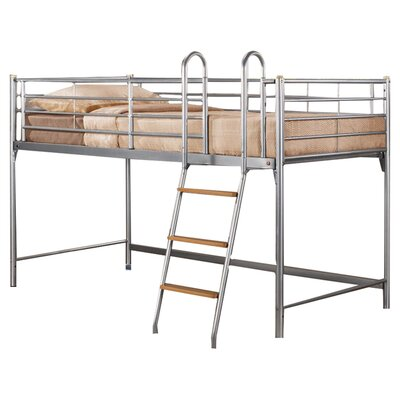 Home & Haus Cosmo European Single Mid Sleeper Bed