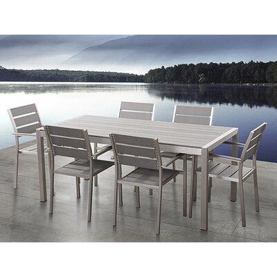 Home & Haus Vernio 6 Seater Dining Set
