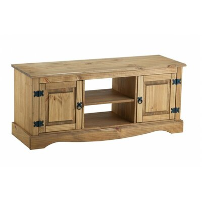 Home & Haus Traditional Corona TV Stand