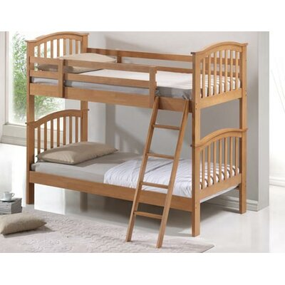 Home & Haus Grasty Single Bunk Bed