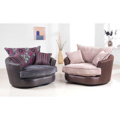 Home & Haus Love Lounge Chair