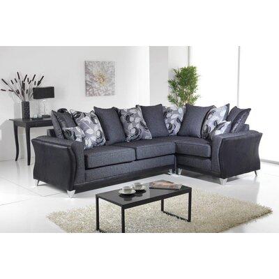 Home & Haus Nunki 4 Seater Corner Sofa