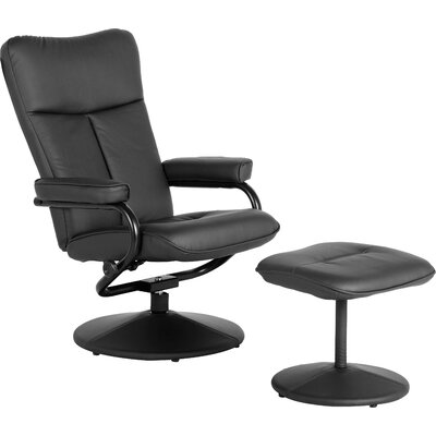 Home & Haus Chatham Recliner and Footstool