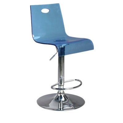 Home & Haus Swivel Adjustable Bar Stool