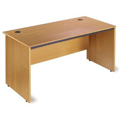 Home & Haus Maestro Desk Shell with Cable Management