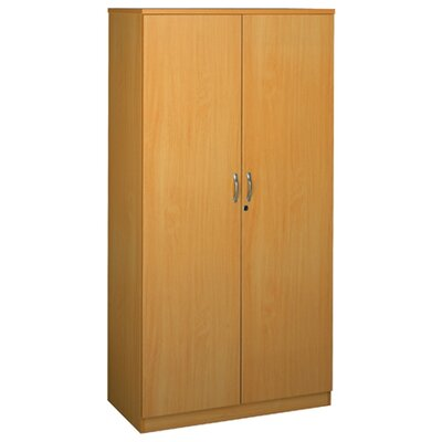 Home & Haus 2 Door Storage Cabinet