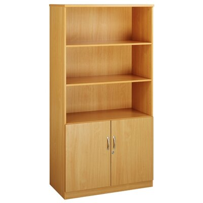 Home & Haus Wide Standard Bookcase