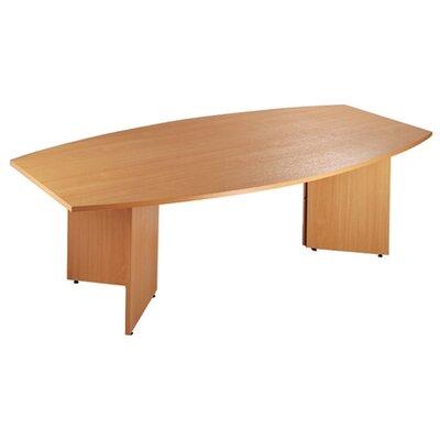 Home & Haus Boardroom Radial Boardroom Table