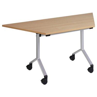 Home & Haus Fliptop Trapezoidal Table