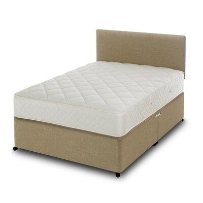 Home & Haus Portland Sprung 1000 Continental Divan Bed