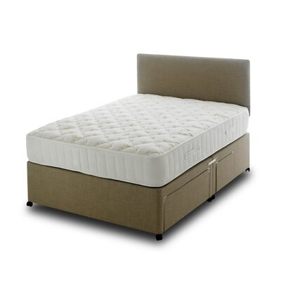 Home & Haus Orlando Ultimate Ortho Continental Divan Bed