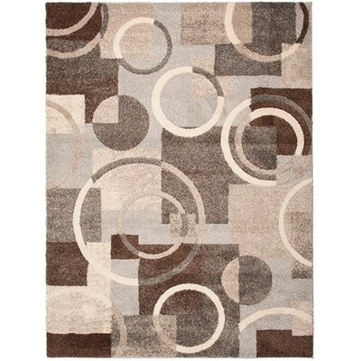 Home & Haus Jasp Dark Grey Area Rug