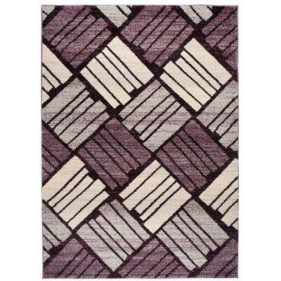 Home & Haus Jasp Lilac Area Rug