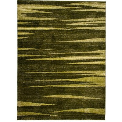 Home & Haus Jasp Green Area Rug