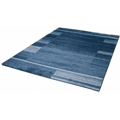 Home & Haus Barite Blue Area Rug