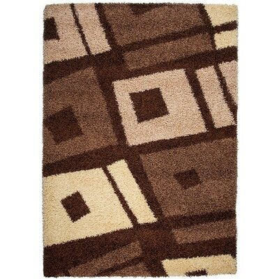 Home & Haus Agate Brown Area Rug