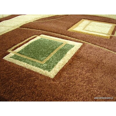 Home & Haus Charoite Beige / Brown Area Rug