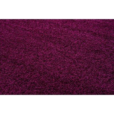 Home & Haus Luna Dark Purple Area Rug