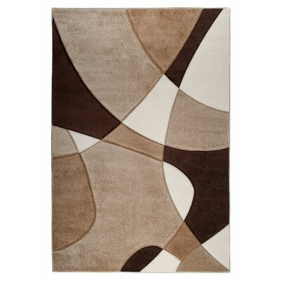 Home & Haus Amatrix Beige Area Rug